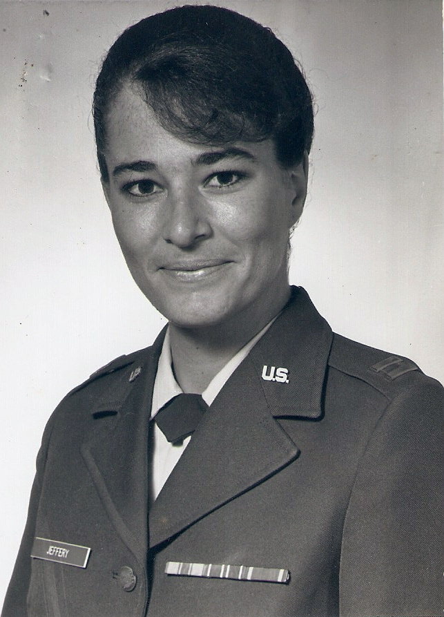 Lisa Jeffery, United States Air Force Officer